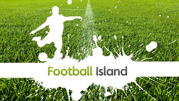 Football Island Artificial Grass